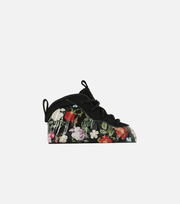 cheaper bef4c 8c151 LIL  POSITE ONE CRIB BOOTIE  FLORAL