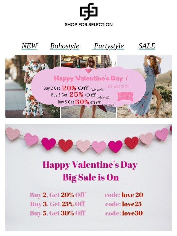 e73067f3 Shop For Selection: A Love Note From ShopForSelection- Up to 30% OFF💗💗💗  | Milled