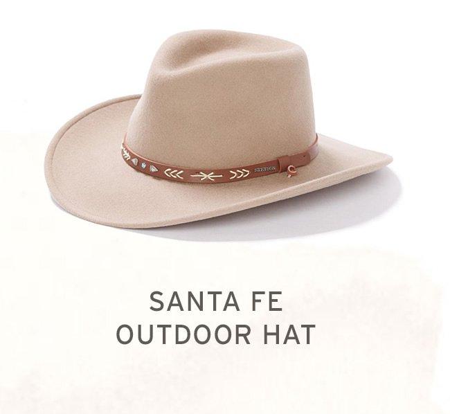 Santa Fe Outdoor Hat