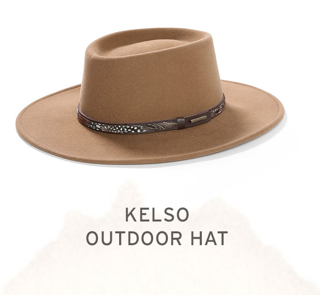Kelso Outdoor Hat