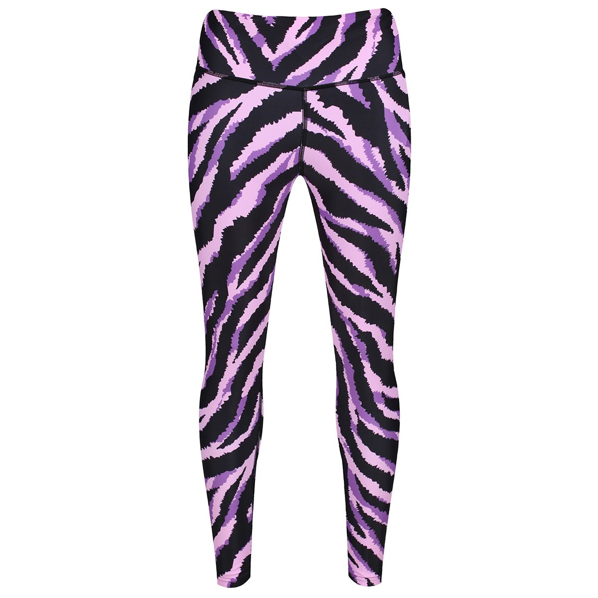 Pink & Purple Tiger Leggings