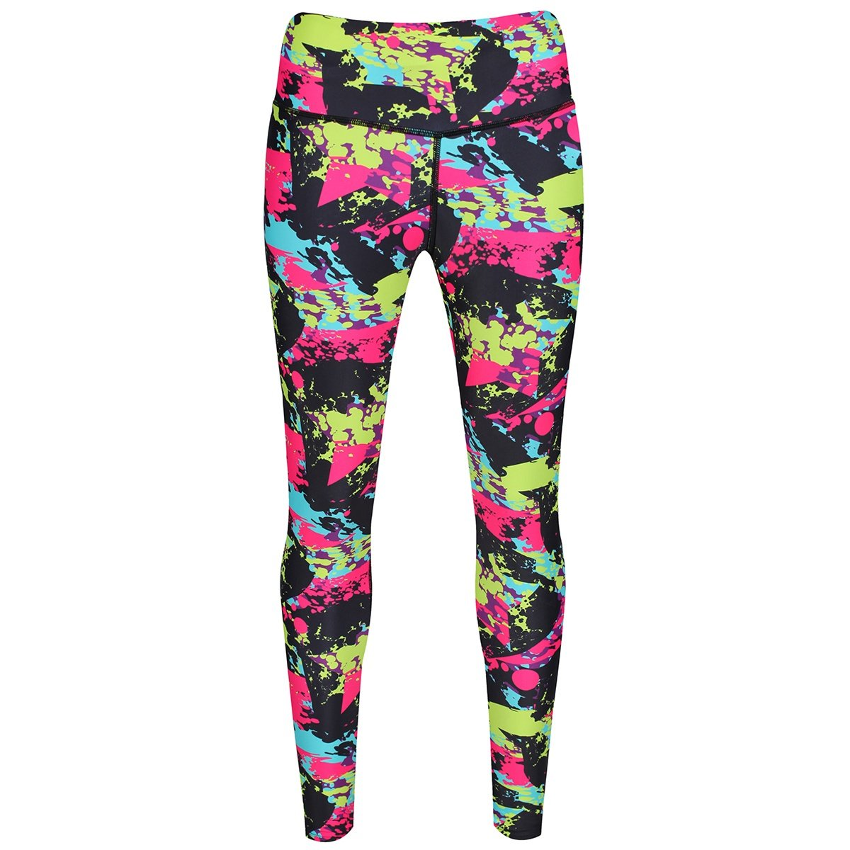 Neon Splash Leggings