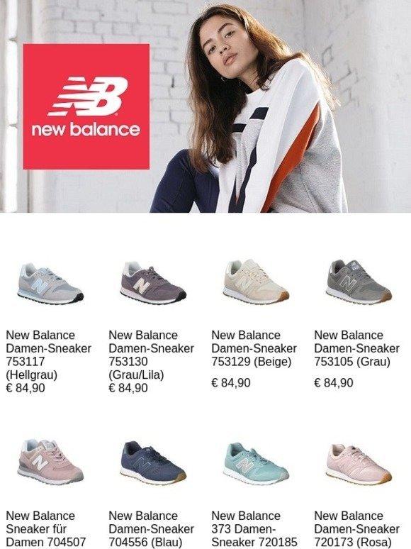 Gisy.de - Schuhe Online kaufen: NEW BALANCE | Sneaker zum ...
