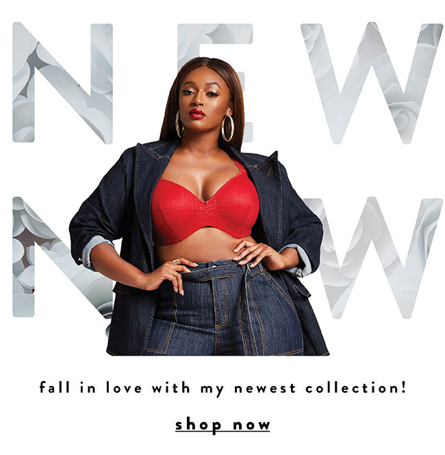 Fall in love with my newest collection - Shop Now