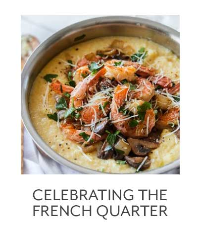 Celebrating The French Quarter
