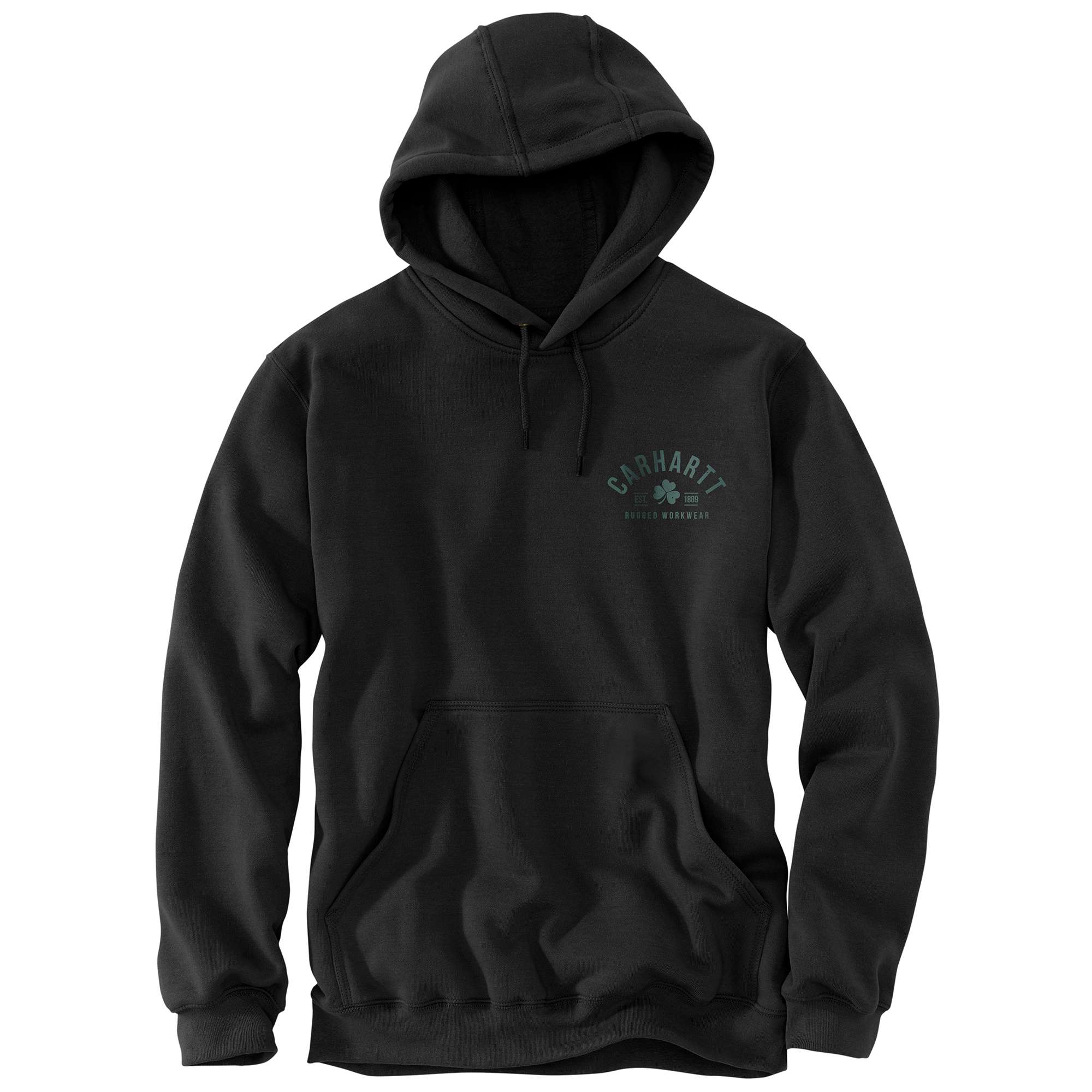 MEN'S MIDWEIGHT ST. PATRICK'S DAY GRAPHIC HOODED SWEATSHIRT