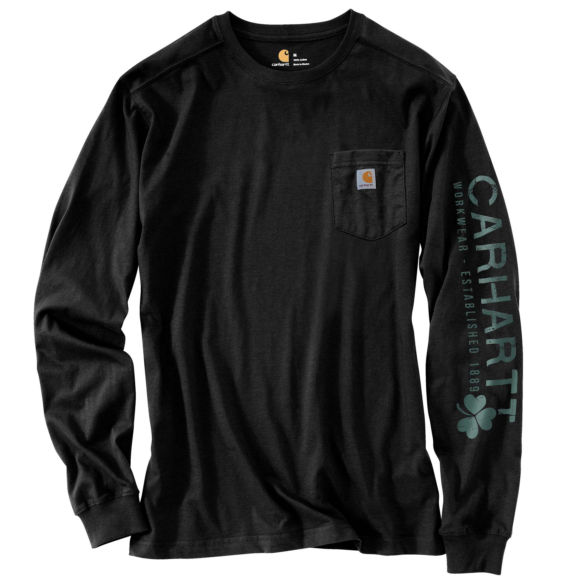 MEN'S MADDOCK ST. PATRICK'S DAY LONG-SLEEVE T-SHIRT