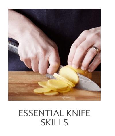 Class - Essential Knife Skills