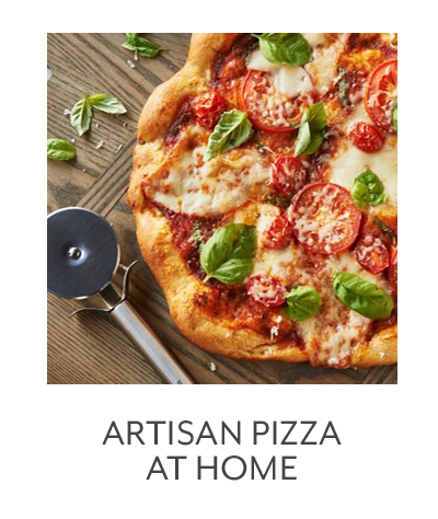 Class - Artisan Pizza At Home