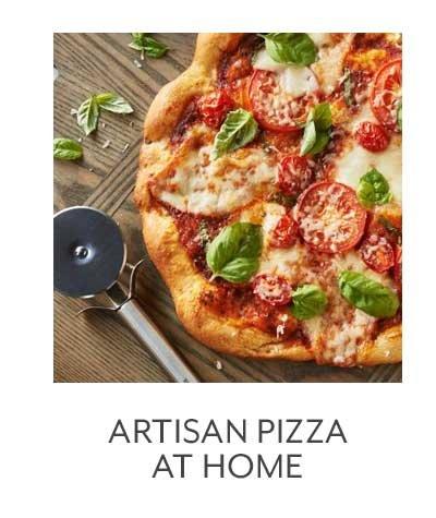 Aritisan Pizza At Home