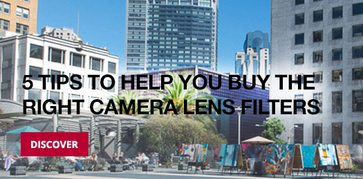 Camera Lens Filters Buying Tips