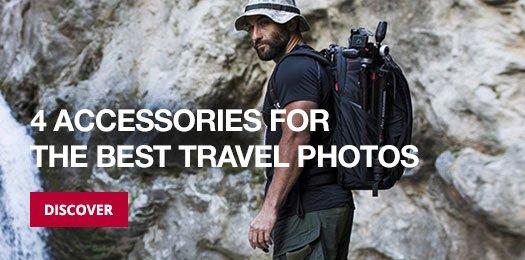 Travel Photo Accessories