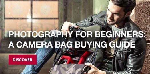 Camera Bag Buying Guide