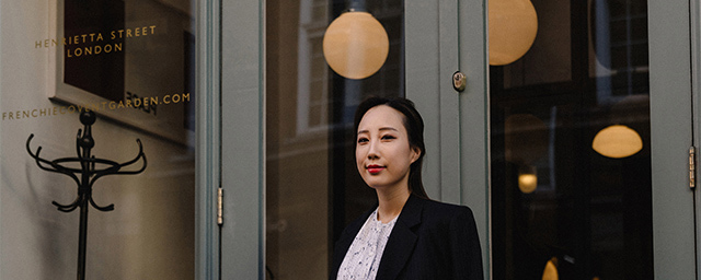 What to wear, eat, visit, and shop during LFW, according to Barneys' Erica Choi.
