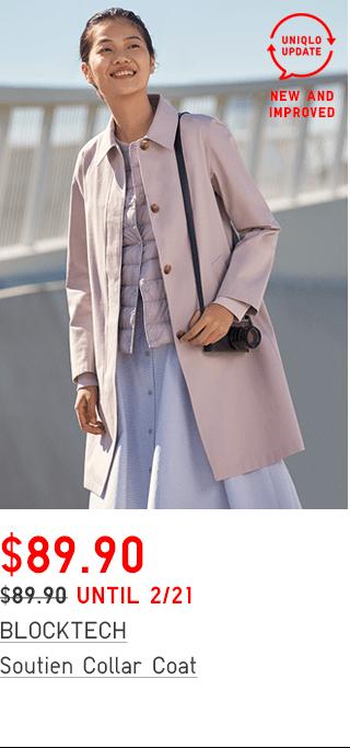 BLOCKTECH MODS COAT $99.90