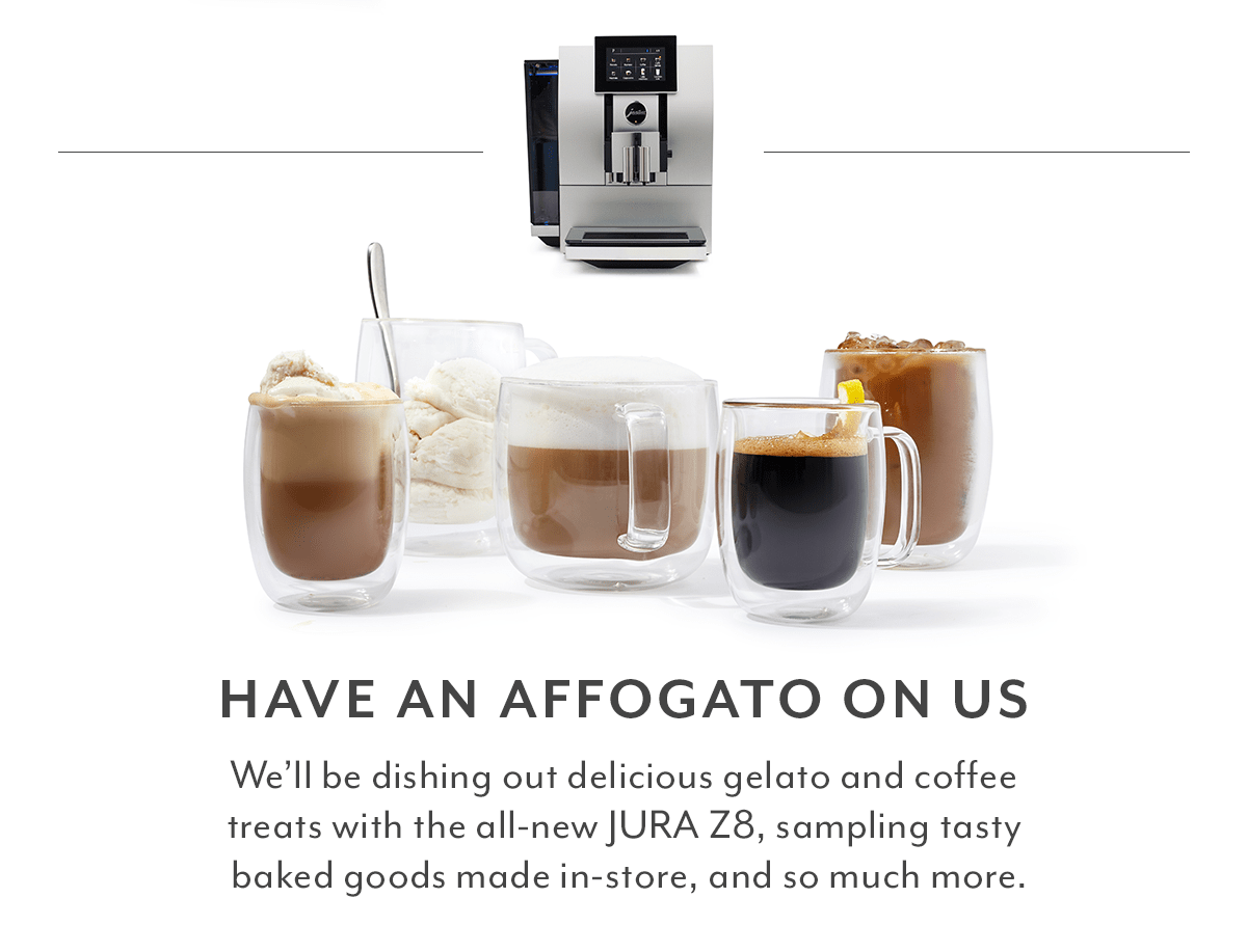 Have an Affogato on Us