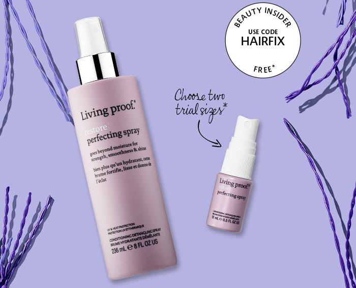 Living Proof - Restore Perfecting Spray