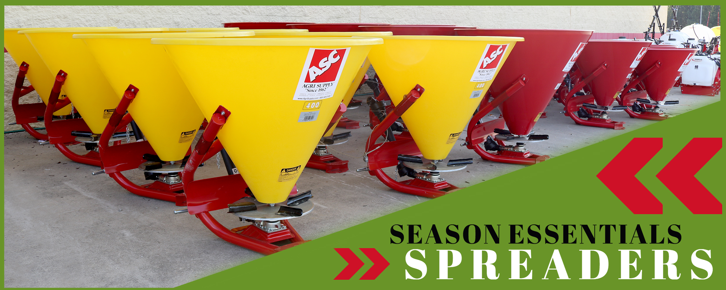 agrisupply com: Roll into Spring! Stock Up On Disc & Tillage