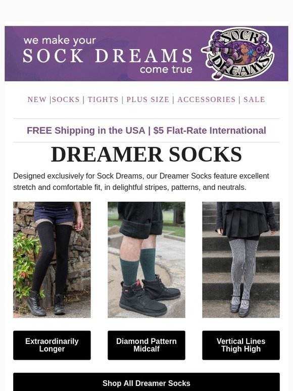 aa58c624d8664 Sock Dreams: From Our House to Yours 💌 | Milled