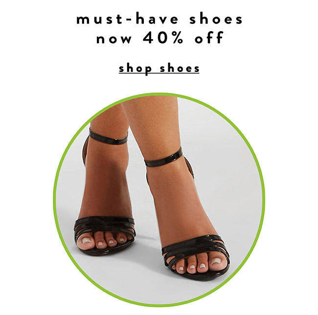Must have shoes - Shop Now