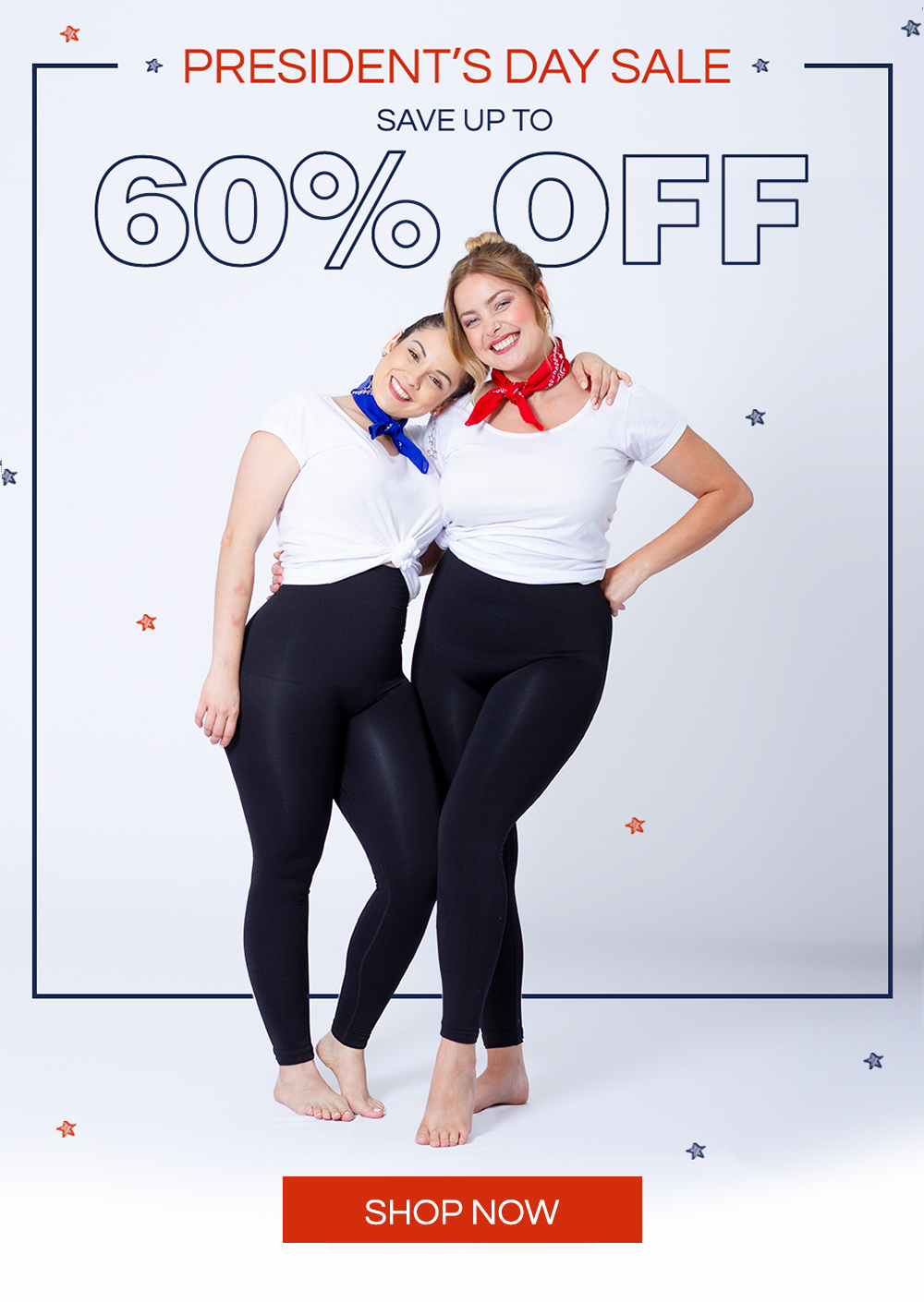 0ef538d84b20f Pile up the presidential savings with up to 60% off must-have shapewear  collections this President s Day.