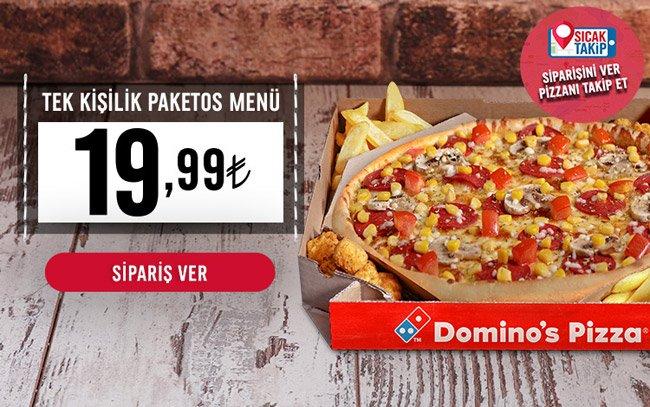 Dominos Cps Ye Kazandan Hediye çikolatalı Pizza Milled