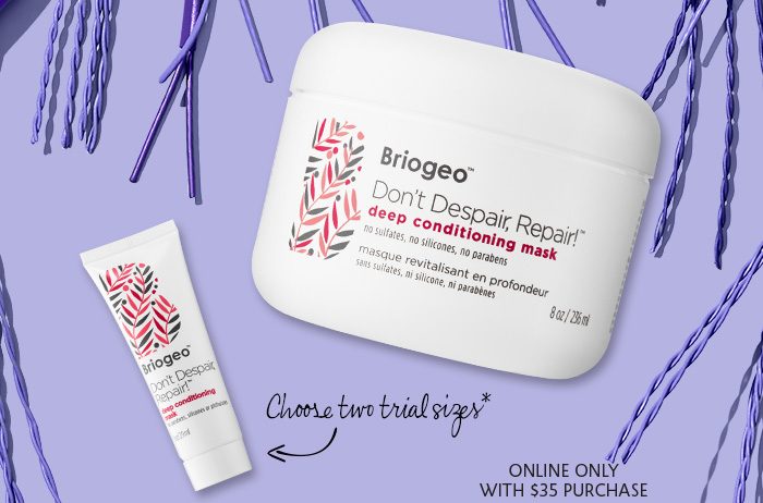Briogeo - Don't Despair, Repair! Deep Conditioning Mask