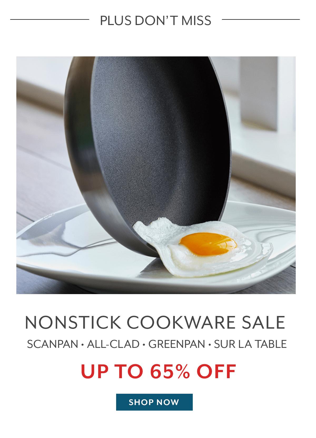 Nonstick Cookware Sale