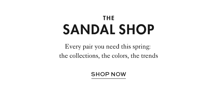 Every pair you need this spring: the collections, the colors, the trends - Shop Now