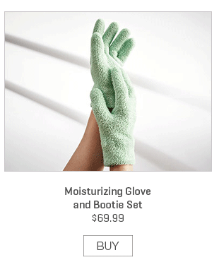 Moisturizing Glove and Bootie Set