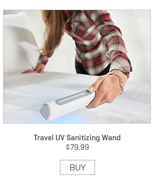 Travel UV Sanitizing Wand