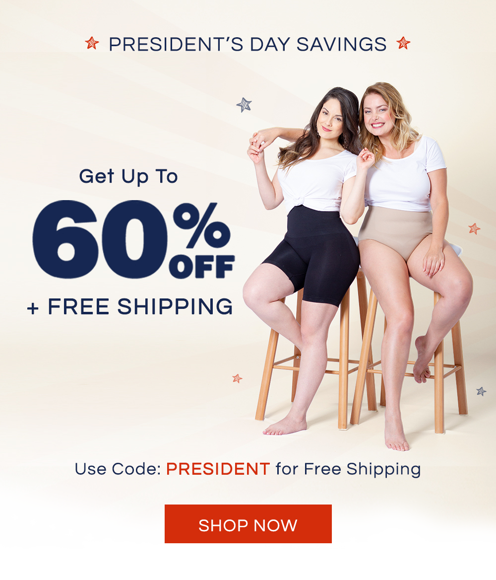 b8175318d7879 This long weekend liberate your favorite outfits with top-rated shapewear  that conquers your curves so nothing in your wardrobe is off limits.