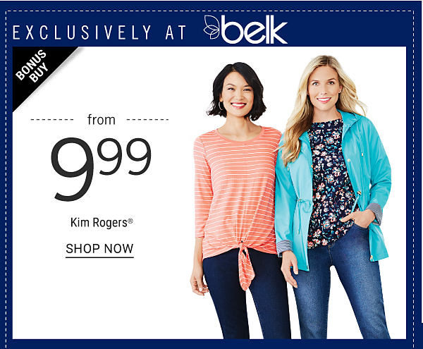 Bonus Buy - Kim Rogers from $9.99. Shop Now.