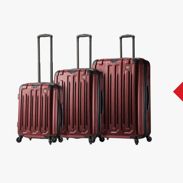 Deals on Closeout Luggage