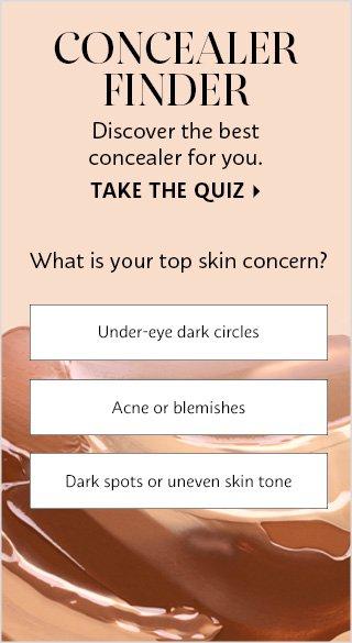 Concealer Quiz
