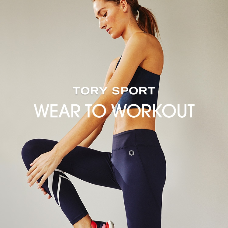 Tory Sport - Wear to Workout