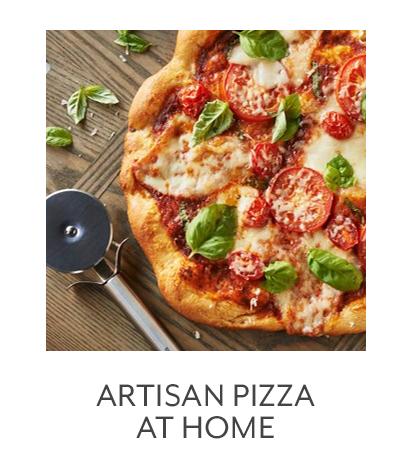 Artisan Pizza At Home