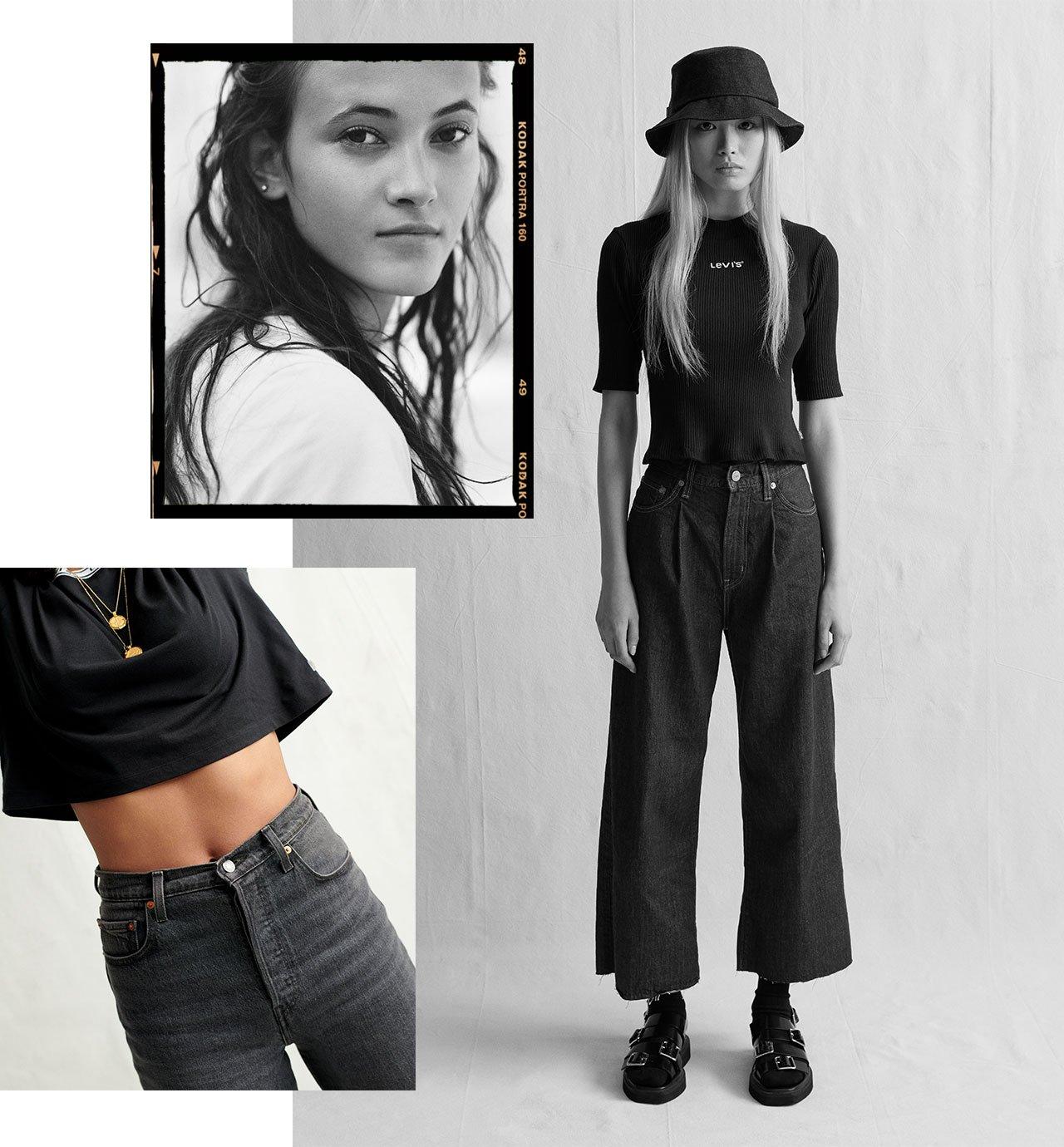 Shop Women's Ribcage Jeans