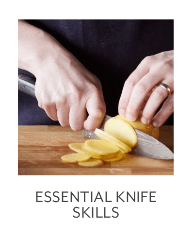 Essential Knife Skills