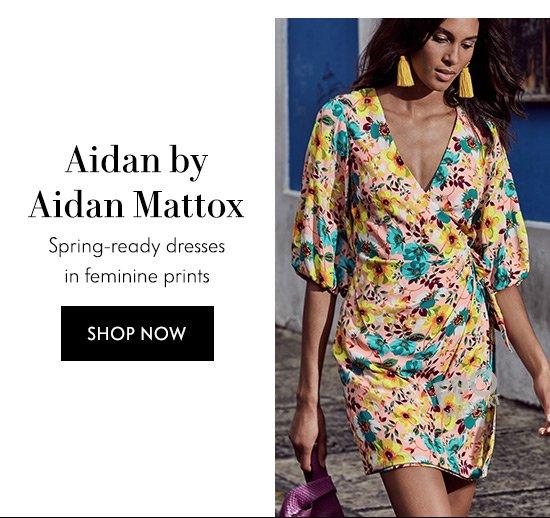 Shop Aidan Mattox