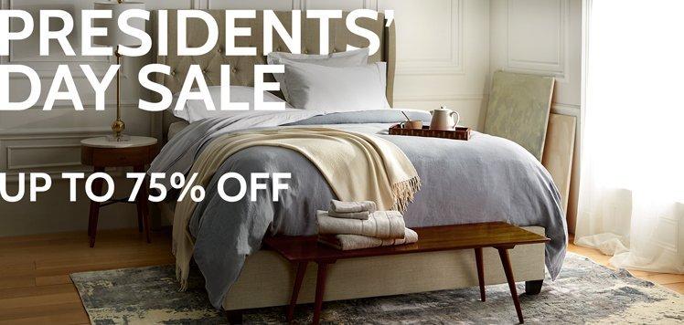 Bedding, Rugs, Furniture, Kitchen & More