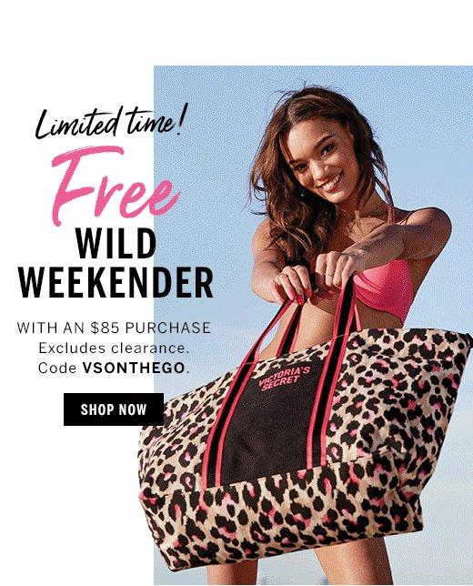 Wild Weekender