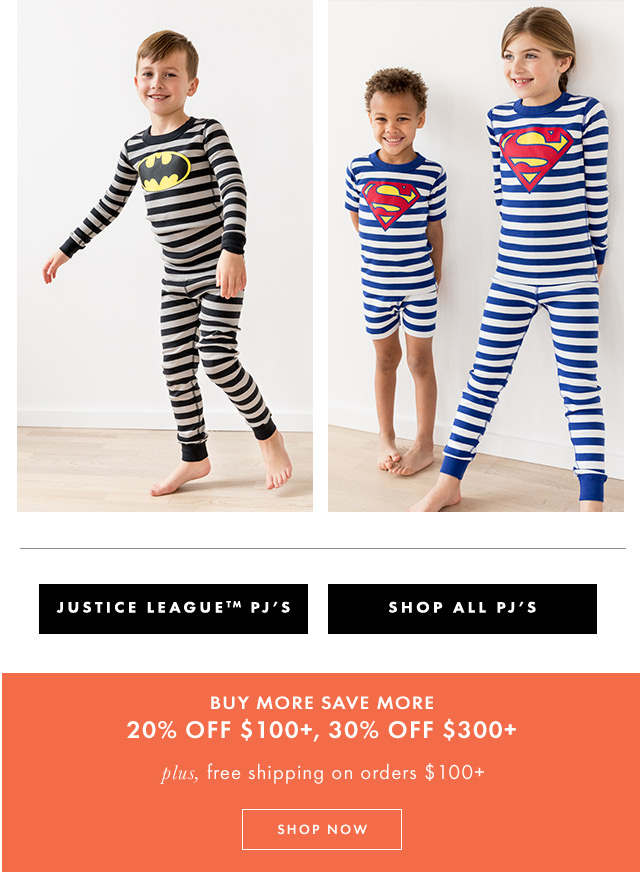Buy more, save more. Twenty Percent off orders over One Hundred Dollars. Thirty Percent off orders over Three Hundred Dollars. Free standard shipping on orders over One Hundred Dollars