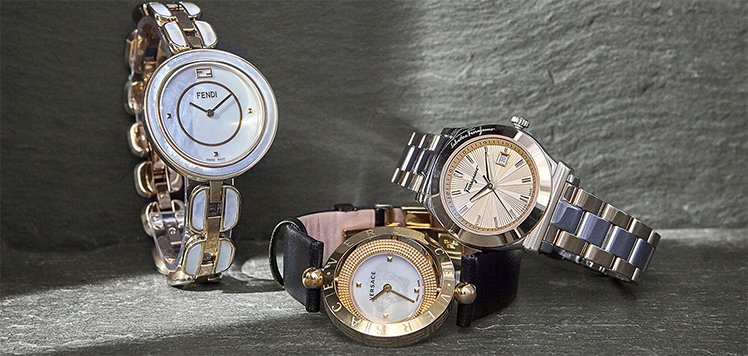 Women's Italian Watches With Versace