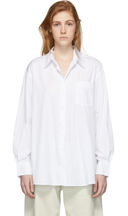 Our Legacy - White Lend Shirt