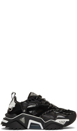 Calvin Klein 205W39NYC - Black Strike 205 Sneakers