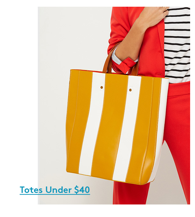 Totes Under $40
