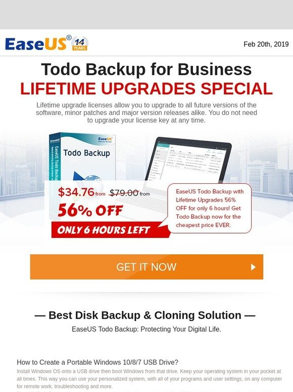 easeus todo backup portable version