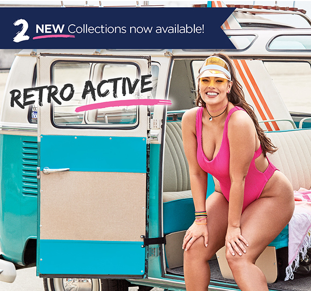 f7982271ce6 2 New Collections now available! - Retro Active · 30% Off Ashley Graham ...