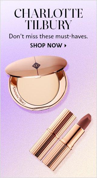 Shop Now Charlotte Tilbury
